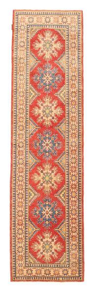 Turkeman Ariana Tapis 84X312 D'orient Fait Main Tapis Couloir Rouille/Rouge/Marron Clair (Laine, Afghanistan)
