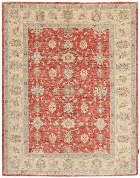 Ziegler Tapis 153X195 D'orient Fait Main Marron Clair/Rouille/Rouge (Laine, Pakistan)
