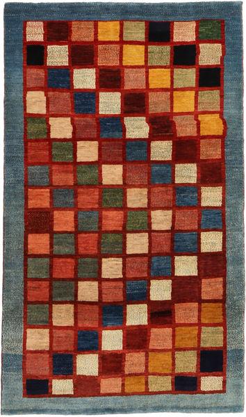Lori Baft Persan Tapis 116X199 Moderne Fait Main Gris Foncé/Rouge (Laine, Perse/Iran)