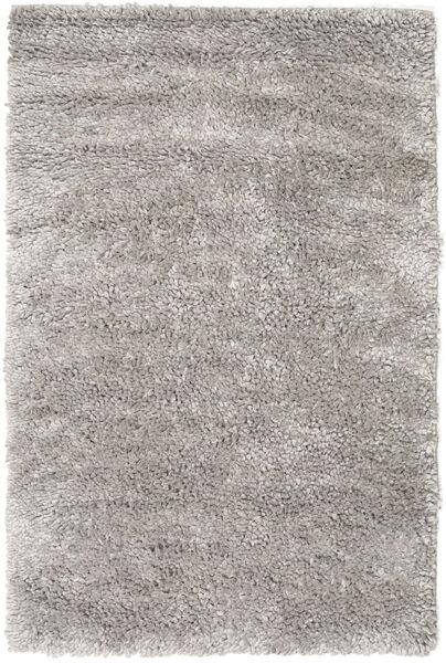 Stick Saggi - Gris Tapis 120X180 Moderne Fait Main Gris Clair (Laine, Inde)