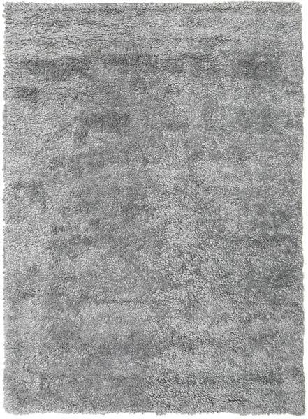Stick Saggi - Gris Tapis 210X290 Moderne Fait Main Gris Clair/Marron Foncé (Laine, Inde)