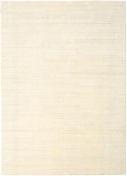 Loribaf Loom Beta - Natural Tapis 290X390 Moderne Beige/Blanc/Crème Grand (Laine, Inde)