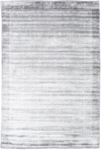 Highline Frame - Gris Tapis 200X300 Moderne Blanc/Crème/Gris Clair ( Inde)
