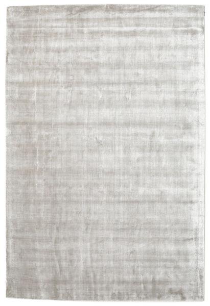 Broadway - Argenté Blanc Tapis 250X350 Moderne Gris Clair/Blanc/Crème Grand ( Inde)
