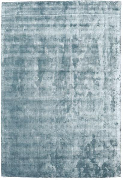 Broadway - Bleu Glace Tapis 250X350 Moderne Bleu Clair Grand ( Inde)