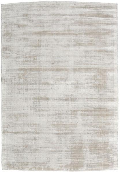 Tribeca - Warm Beige Tapis 160X230 Moderne Gris Clair/Beige Foncé ( Inde)