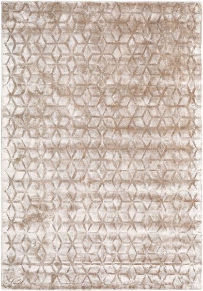 Diamond - Soft_Beige Tapis 160X230 Moderne Gris Clair/Blanc/Crème ( Inde)