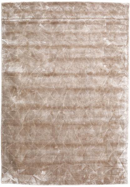 Crystal - Soft_Beige Tapis 160X230 Moderne Gris Clair/Blanc/Crème ( Inde)