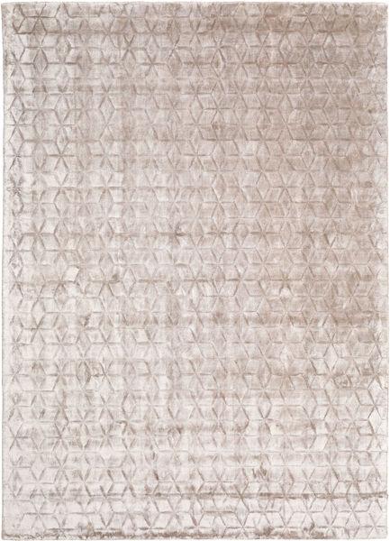 Diamond - Soft_Beige Tapis 210X290 Moderne Gris Clair/Beige ( Inde)