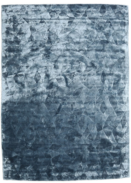 Crystal - Steel Blue Tapis 240X340 Moderne Bleu Clair/Bleu ( Inde)