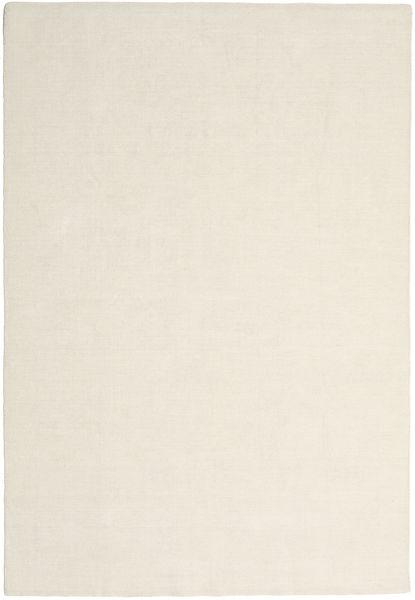 Kilim Loom - Blanc Écru Tapis 250X300 Moderne Tissé À La Main Beige/Beige Foncé Grand (Laine, Inde)