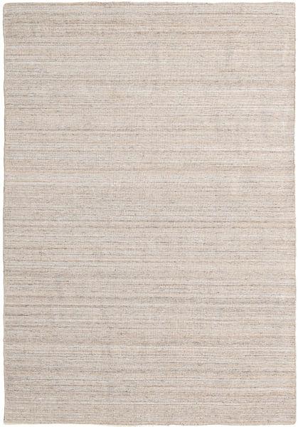 Tapis D'extérieur Petra - Beige_Mix Tapis 140X200 Moderne Tissé À La Main Gris Clair/Blanc/Crème ( Inde)