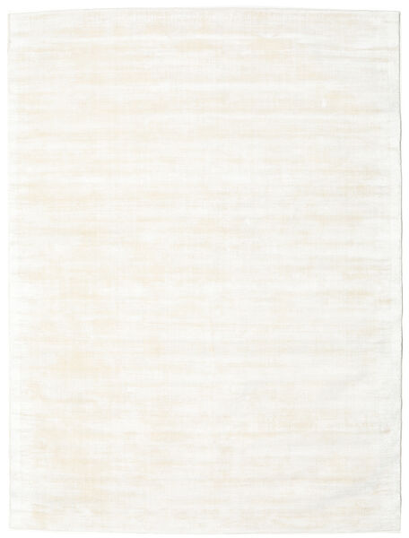 Tribeca - Blanc Perle Tapis 210X290 Moderne Beige ( Inde)