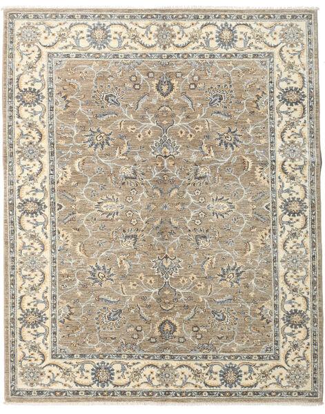 Ziegler Ariana Tapis 154X190 D'orient Fait Main Gris Clair/Beige (Laine, Afghanistan)