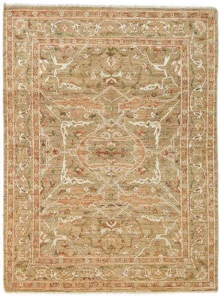 Ziegler Tapis 168X225 D'orient Fait Main Marron Clair/Beige Foncé (Laine, Pakistan)
