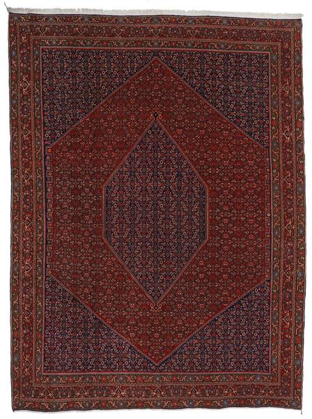 Bidjar Tapis 304X404 D'orient Fait Main Rouge Foncé/Marron Foncé Grand (Laine, Perse/Iran)