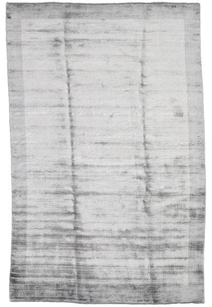 Highline Frame - Secondaire Tapis 200X300 Moderne Gris Clair/Gris Foncé (Laine, Inde)