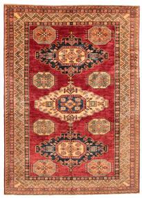 Kazak Tapis 168X240 D'orient Fait Main (Laine, Pakistan)