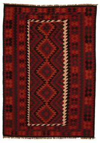 Kilim Maimana Tapis 190X285 D'orient Tissé À La Main (Laine, Afghanistan)