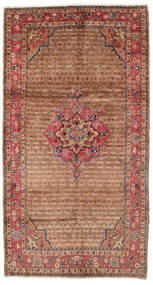 Koliai Tapis 152X287 D'orient Fait Main (Laine, Perse/Iran)