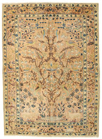 Najafabad Patina Figural/Pictural Tapis 175X240 D'orient Fait Main (Laine, Perse/Iran)