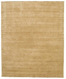 Handloom Fringes - Beige Tapis 250X300 Moderne Beige Foncé/Beige Grand (Laine, Inde)