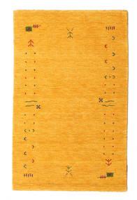 Gabbeh Loom Frame - Jaune Tapis 100X160 Moderne Orange (Laine, Inde)