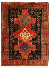 Senneh Tapis 126X175 D'orient Fait Main (Laine, Perse/Iran)