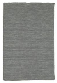 Kilim Loom - Gris Foncé Tapis 120X180 Moderne Tissé À La Main Vert Foncé/Gris Clair (Laine, Inde)