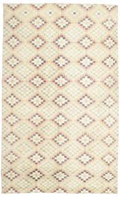Colored Vintage Tapis 182X298 Moderne Fait Main Beige/Beige Foncé (Laine, Turquie)
