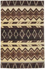 Ziegler Moderne Tapis 179X276 Moderne Fait Main Marron Foncé/Marron (Laine, Pakistan)
