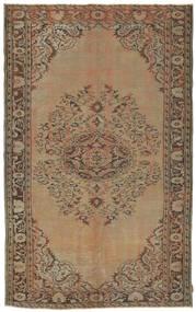 Colored Vintage Tapis 172X278 Moderne Fait Main Marron Clair/Marron (Laine, Turquie)