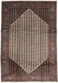 Koliai Tapis 207X295 D'orient Fait Main Marron Foncé/Marron Clair (Laine, Perse/Iran)