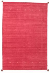 Loribaf Loom Tapis 189X288 Moderne Fait Main Rouge/Rose (Laine, Inde)