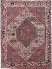 Bidjar Takab/Bukan Tapis 250X337 D'orient Fait Main Marron Foncé/Violet Clair Grand (Laine, Perse/Iran)