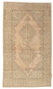 Colored Vintage Tapis 115X200 Moderne Fait Main Marron Clair/Beige Foncé/Beige (Laine, Turquie)