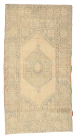Colored Vintage Tapis 104X195 Moderne Fait Main Jaune/Beige/Beige Foncé (Laine, Turquie)