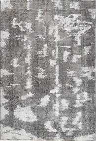 Colored Vintage Tapis 190X285 Moderne Fait Main Gris Clair/Gris Foncé (Laine, Perse/Iran)