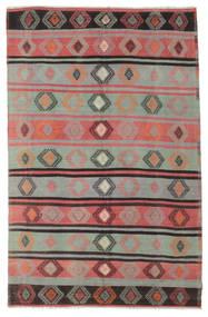 Kilim Semi-Antique Turquie Tapis 186X290 D'orient Tissé À La Main Gris Clair/Marron (Laine, Turquie)