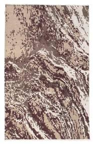 Himalaya Tapis 177X280 Moderne Fait Main Marron Clair/Marron Foncé (Laine, Inde)