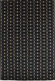 Himalaya Tapis 168X247 Moderne Fait Main Noir ( Inde)
