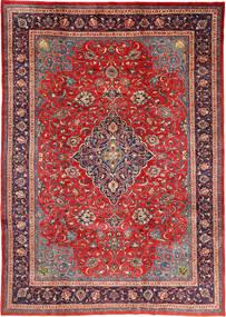 Mahal Tapis 212X310 D'orient Fait Main Rouge Foncé/Rouille/Rouge (Laine, Perse/Iran)