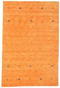 Gabbeh Loom Two Lines - Orange Tapis 190X290 Moderne Orange (Laine, Inde)