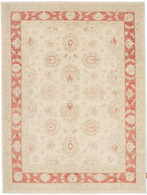 Ziegler Tapis 155X210 D'orient Fait Main Beige/Rose Clair (Laine, Pakistan)