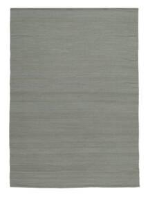 Kilim Loom - Gris Tapis 200X300 Moderne Tissé À La Main Gris Clair (Laine, Inde)