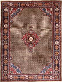Koliai Tapis 230X306 D'orient Fait Main Marron Foncé/Rouge Foncé (Laine, Perse/Iran)
