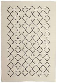 Marjorie - Blanc Écru Tapis 200X300 Moderne Tissé À La Main Beige Foncé/Gris Clair/Beige (Laine, Inde)
