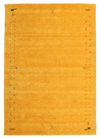 Gabbeh Loom Frame - Jaune Tapis 190X290 Moderne Jaune/Orange (Laine, Inde)