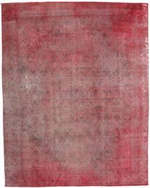 Colored Vintage Tapis 279X354 Moderne Fait Main Violet/Marron Grand (Laine, Perse/Iran)