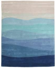 Feeling Handtufted - Bleu Tapis 200X250 Moderne Bleu Clair/Gris Clair (Laine, Inde)